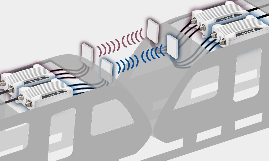 Wireless Inter-Carriage Link (ICL) Solution