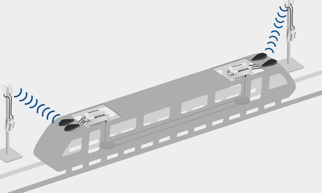 Discover Neratec's wireless products for rail industry