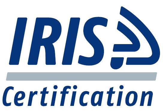 IRIS Rev 03 & ISO9001 re-certification